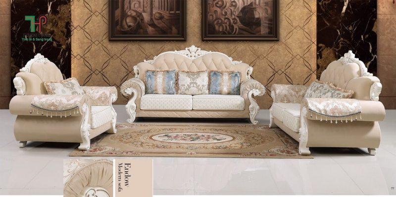 ghế sofa cổ điển nhập khẩu