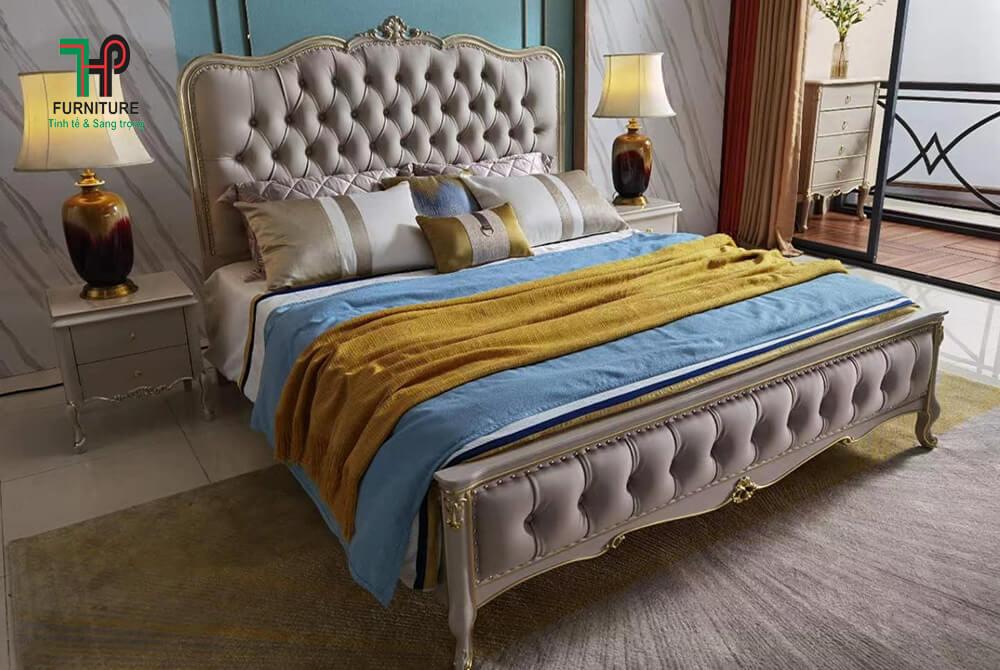 giường ngủ cổ điển