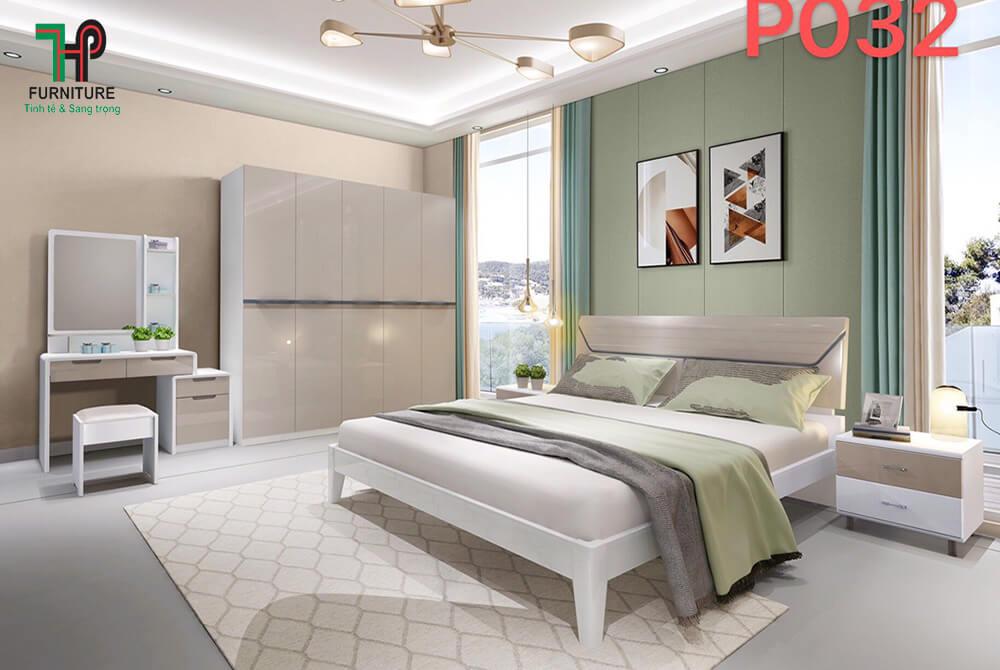 bộ giường ngủ nhập khẩu