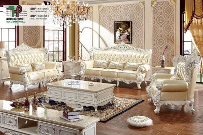 Sofa đơn tân cổ điển