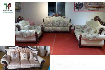 Ghế sofa đơn cổ điển cao cấp (1)