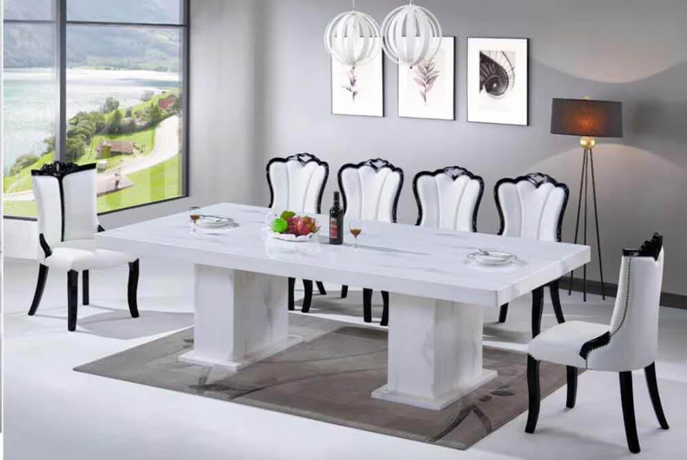 bộ bàn ghế ăn cao cấp