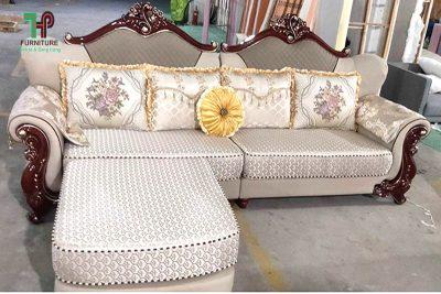ghế sofa cổ điển phòng khách