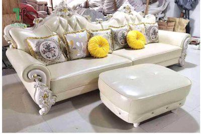 sofa băng cao cấp cổ điển