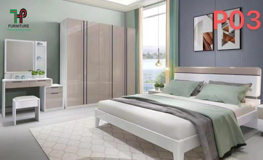 bộ giường tủ phòng ngủ (1)