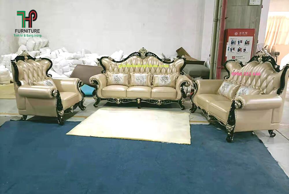 Sofa cổ điển nhập khẩu (2)