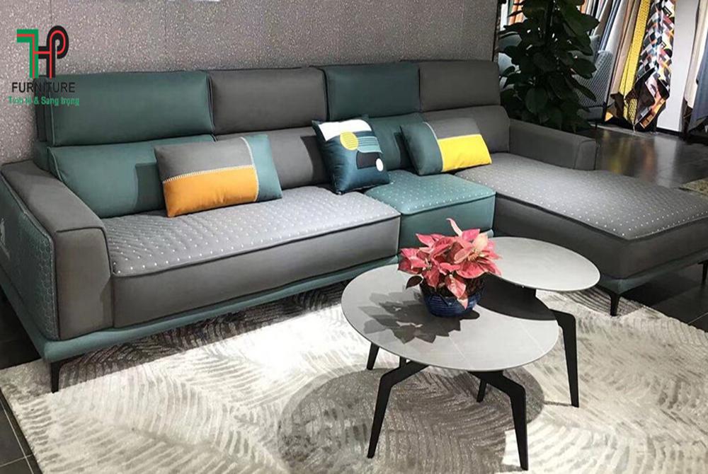 Ghế sofa da cao cấp nhập khẩu