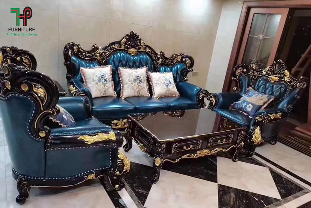 Sofa cổ điển cao cấp (2)