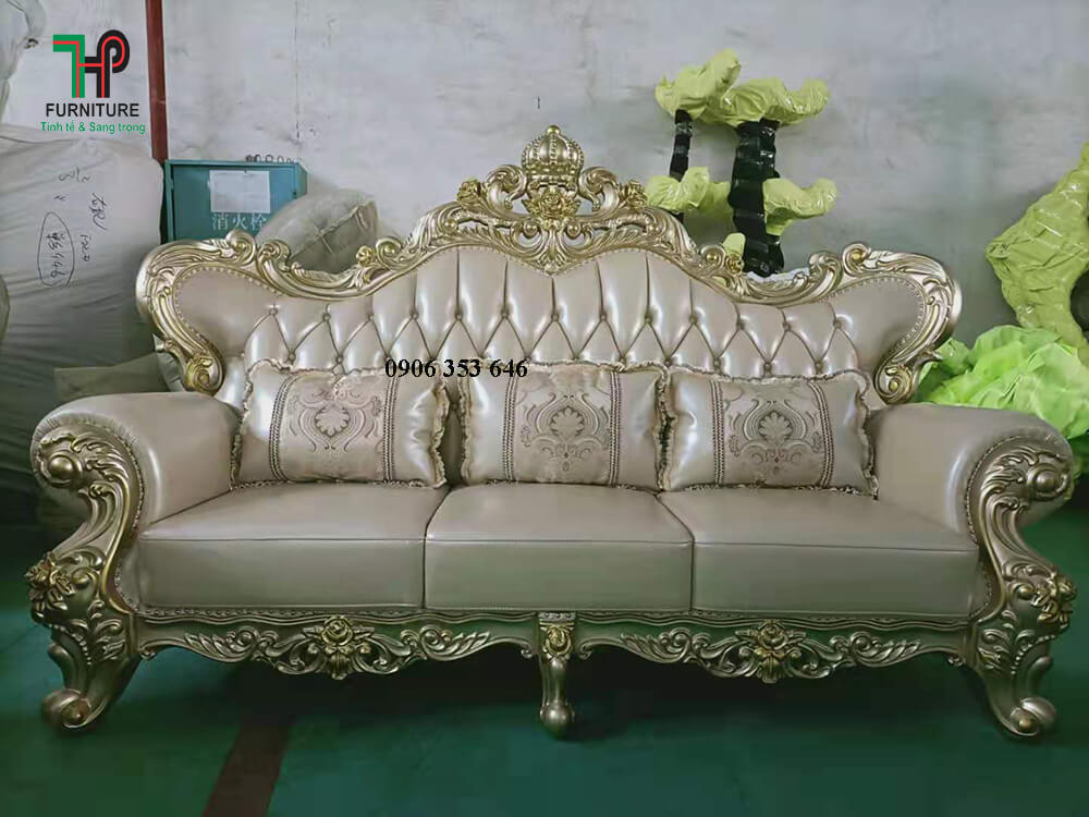 ghế sofa cổ điển