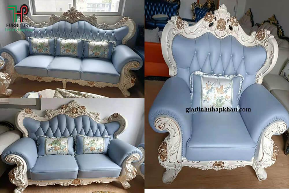 Bộ sofa cổ điển đẹp