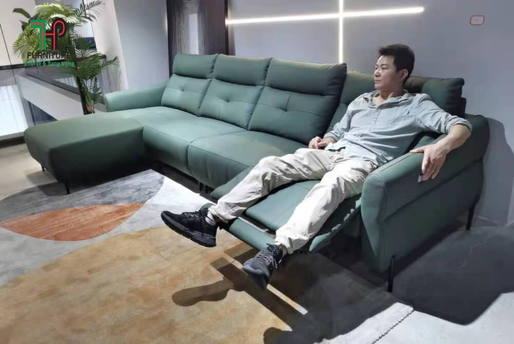 Sofa có ghế thư giản
